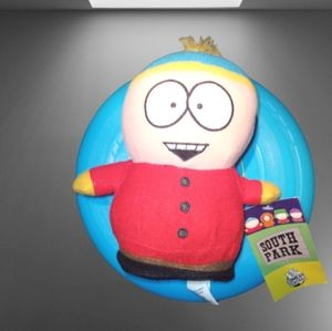 South Park ERIC CARTMAN plush with tag!